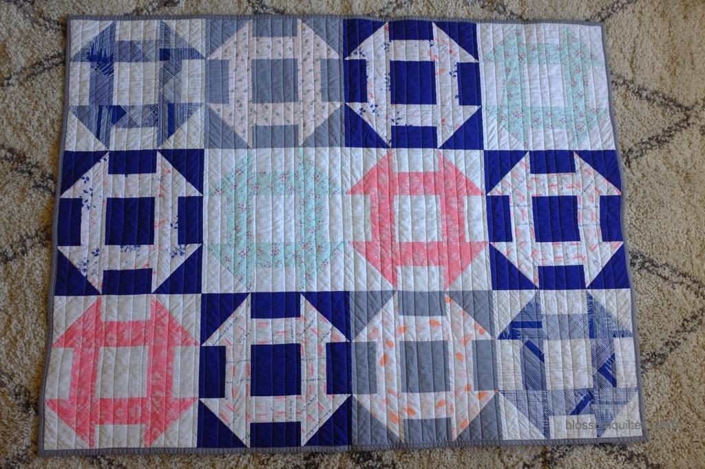 patchwork plaid