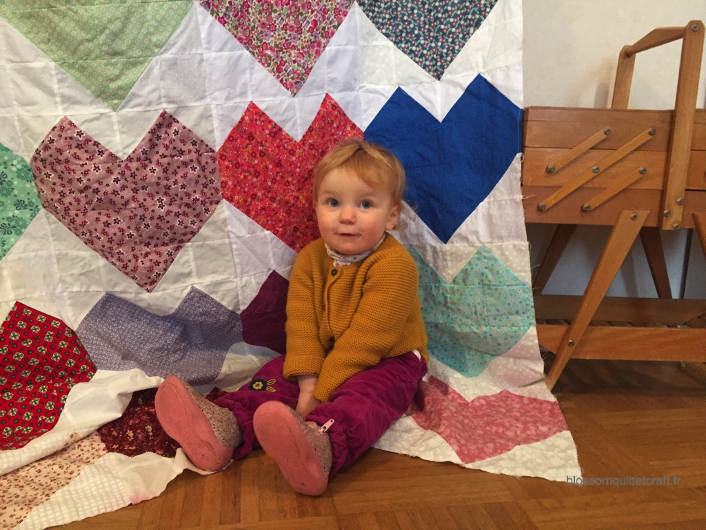 patchwork quilting bee