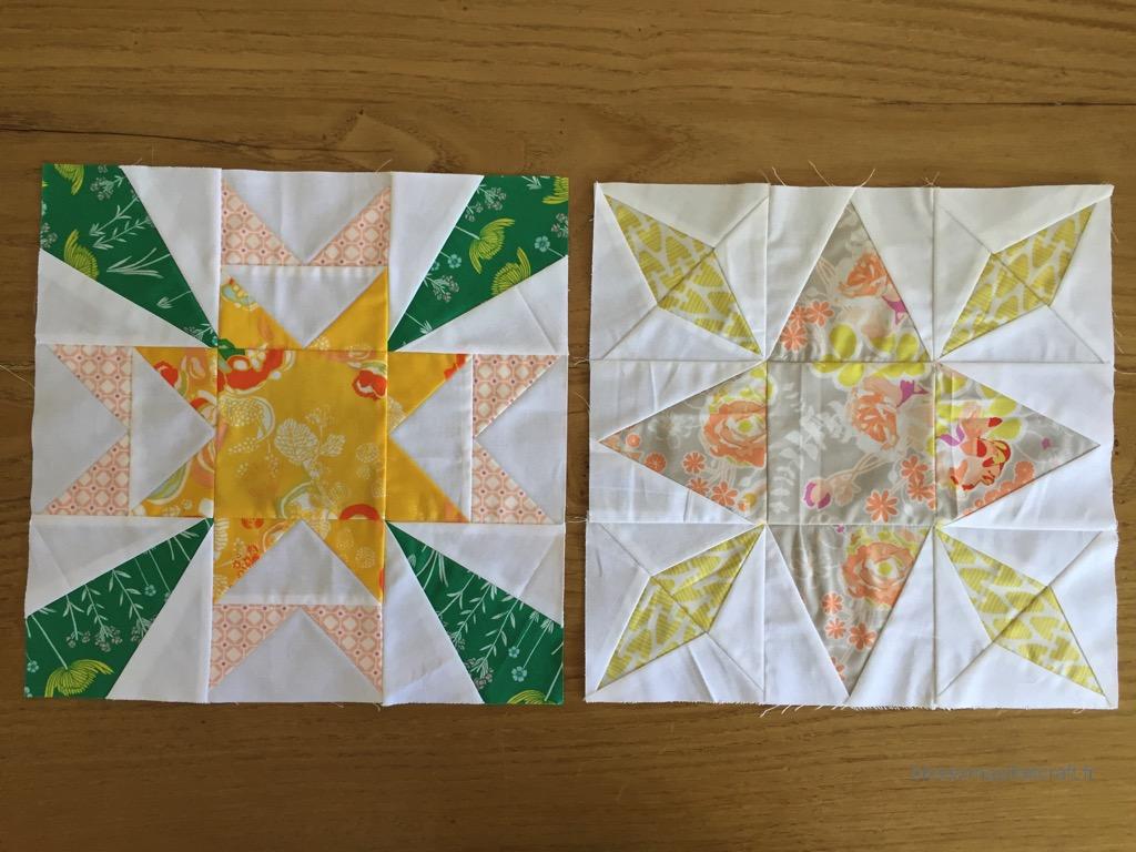 blocs couture papier