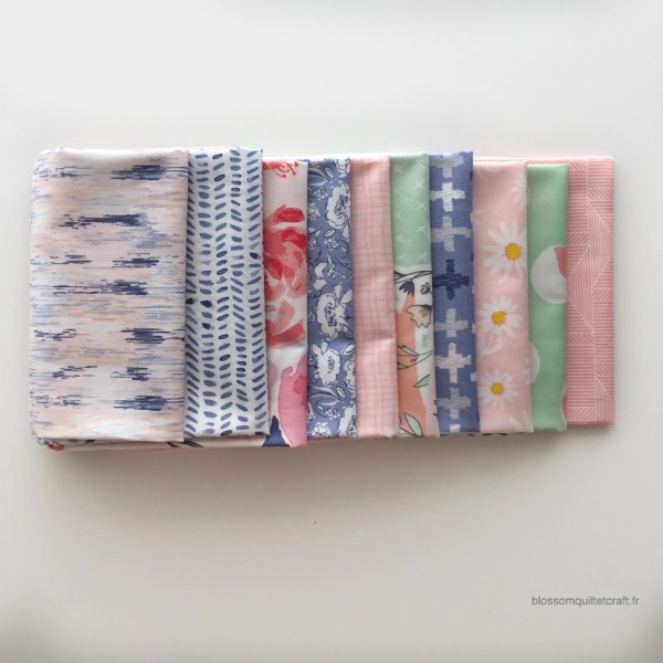 Collection Wonderful things paquet fat quarters