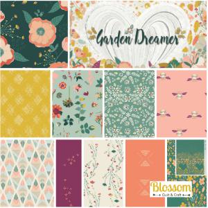 Garden Dreamer Blossom Quilt et Craft