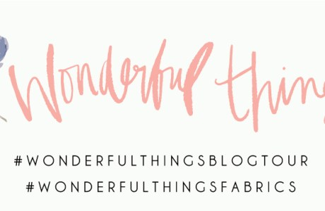 Wonderful Things blog hop