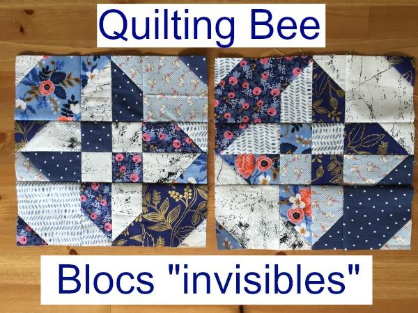 Un bloc «invisible» pour la reine du mois d'Aout