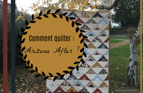Quilter le quilt Arizona After