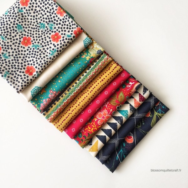 IndieFolk_Art Gallery Fabrics_Fat Quarters