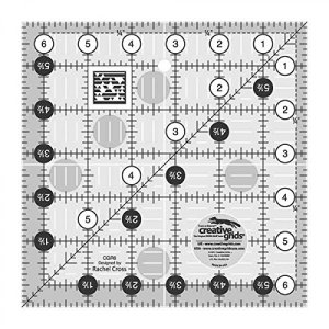6½ Inch x 6½ Inch Square