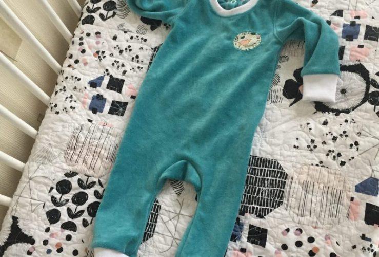 Les petits pyjamas à coudre