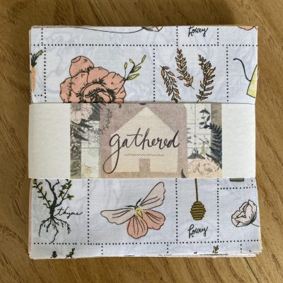 Charm Pack 2 Gathered collection Art Gallery Fabrics