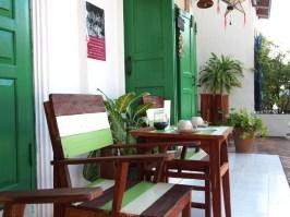 café luang prabang laos