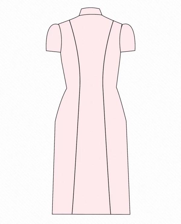 kurthi design 8 back blouse guru