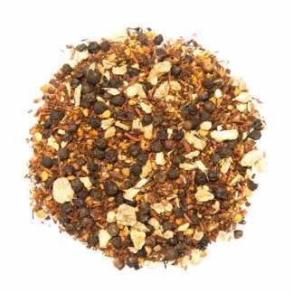 Yummitea Curcuma Comfort - Biologische kurkuma thee met honingpollen, rooibos, kaneel & gember