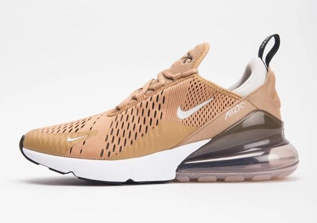 Nike Air Max 270 - Elemental Gold