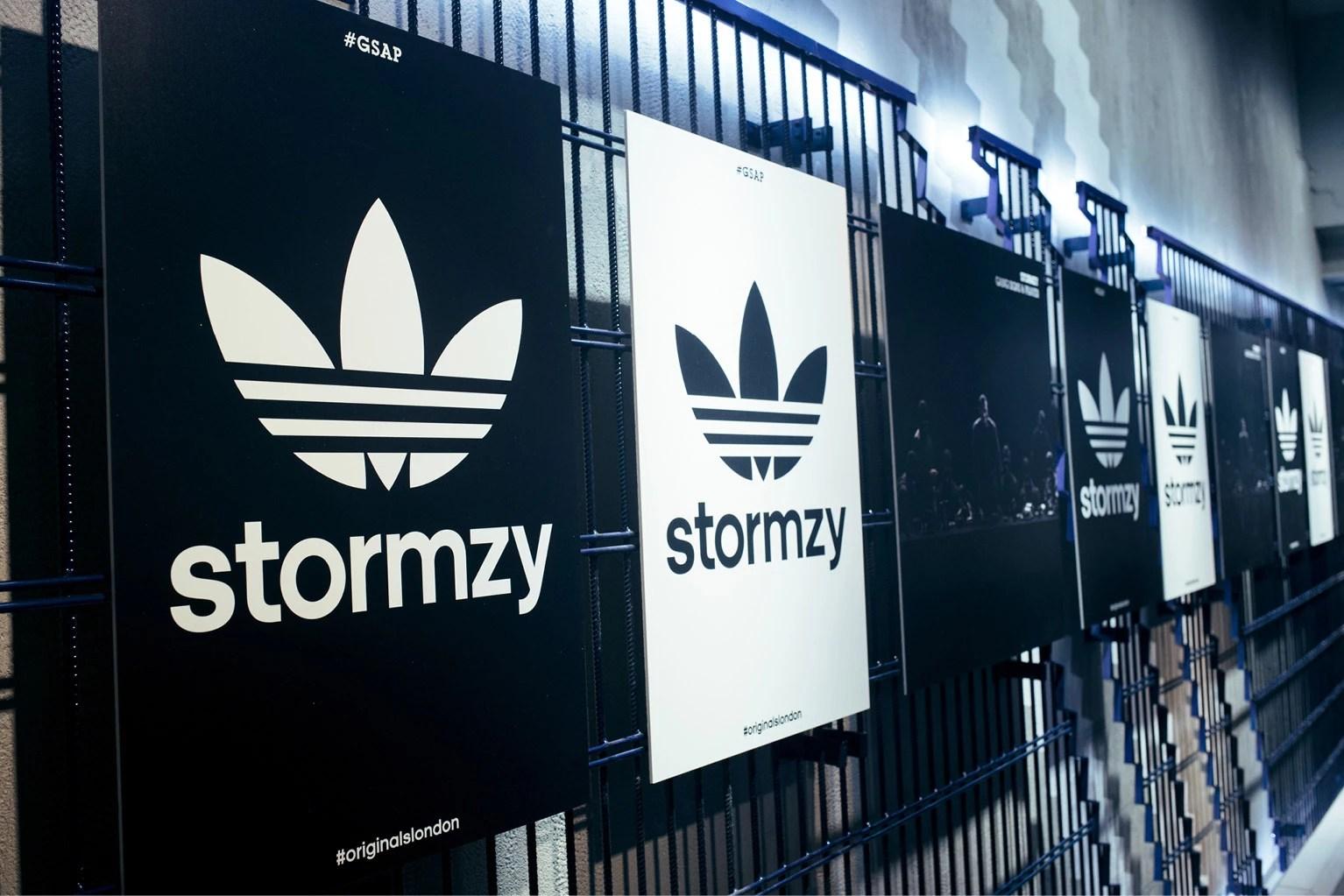 Adidas x Stormzy : la préparation d'une collection. Blow