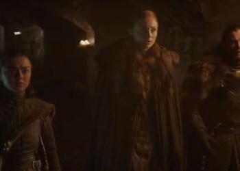 Game Of Thrones, Saison 8 : la bande-annonce dévoilée.