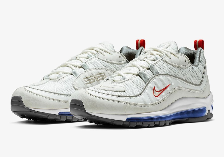 Nike Air Max 98 se distingue avec un nouveau coloris.