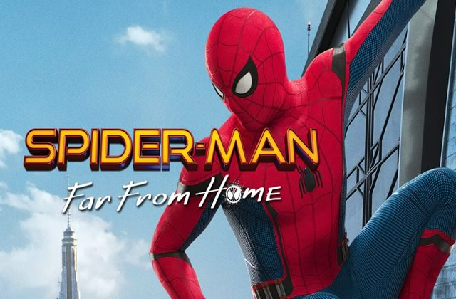 """Spiderman: Far From Home"""