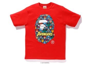 BAPE x Marvel