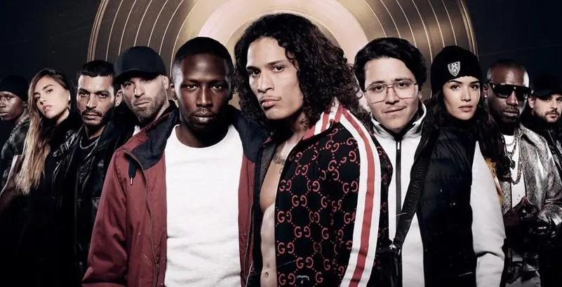 """Le casting de """"Validé"""", la série rap de Franck Gastambide"""