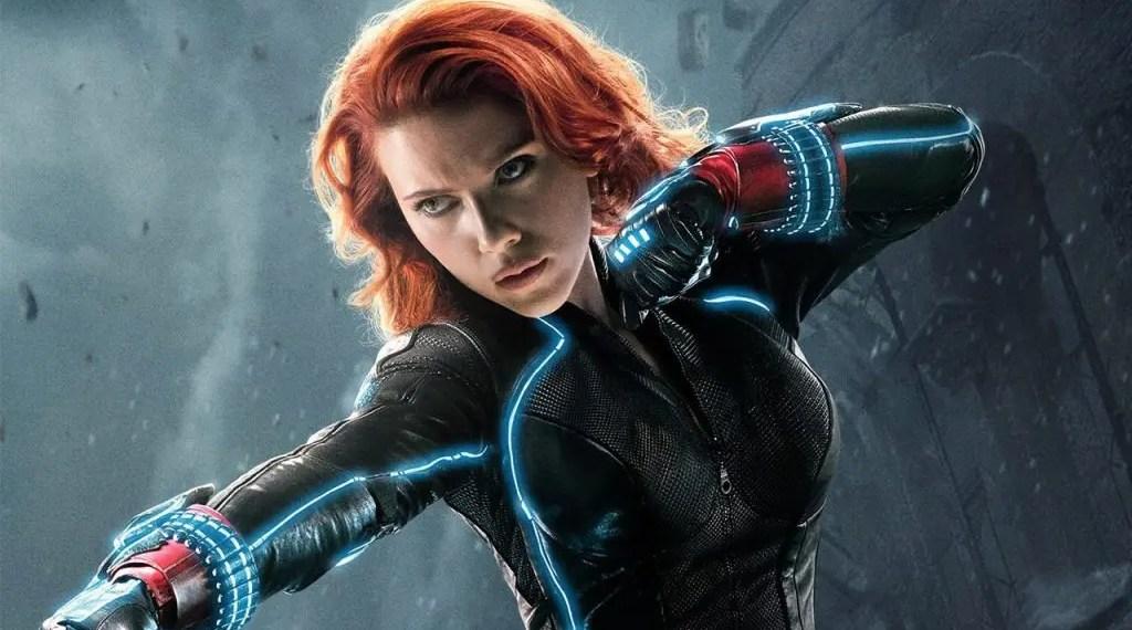 Le tournage de Black Widow a commencé