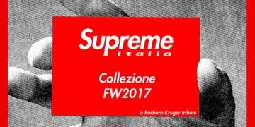 Supreme Italia ouvre une énorme boutique à Shangai