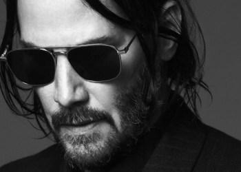 Keanu Reeves : nouvelle égérie Saint LaurentKeanu Reeves : nouvelle égérie Saint Laurent