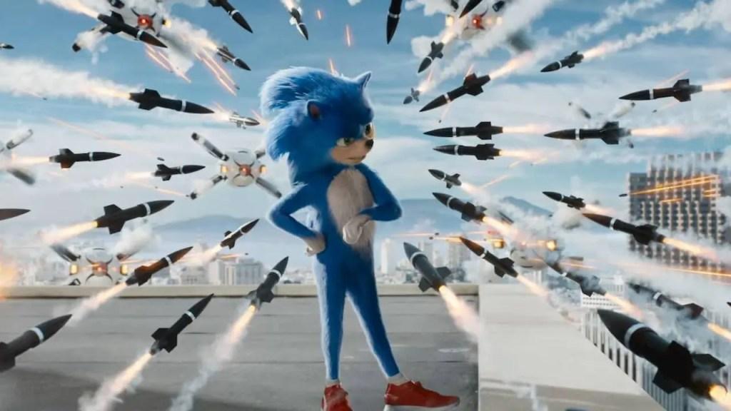 La sortie du live-action Sonic est repoussée