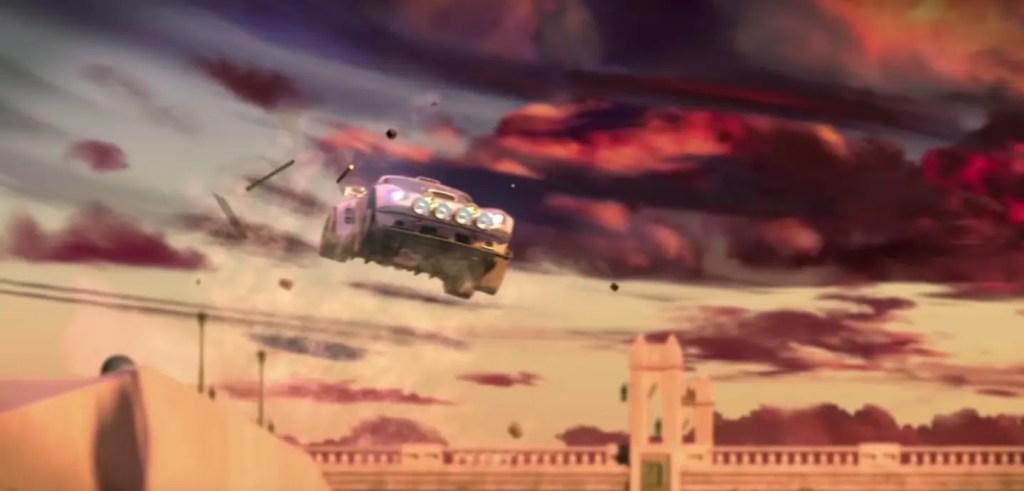 Premier teaser pour la série animée Fast and Furious