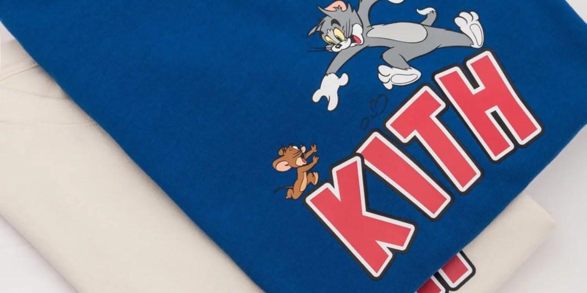 Tom & Jerry x KITH