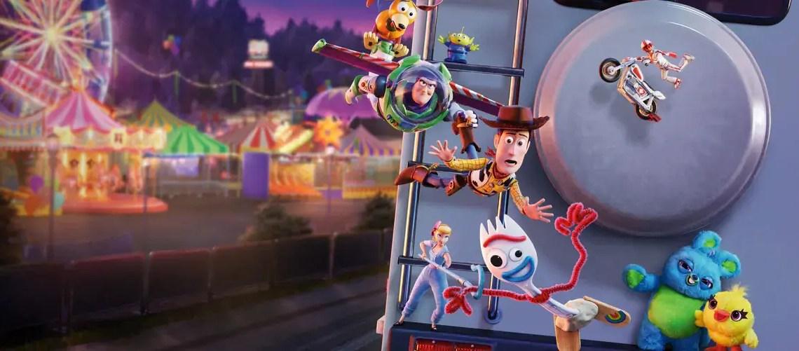 Les premiers avis sont tombés concernant Toy Story 4