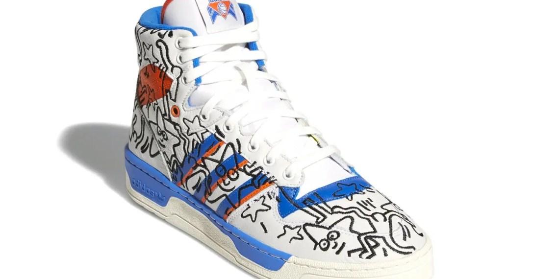 Adidas x Keith Haring