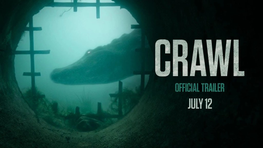 Crawl : un film catastrophe auquel on croit