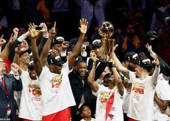 NBA : Les Toronto Raptors n'iront peut être pas à la Maison Blanche