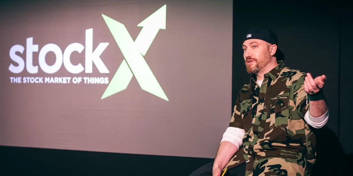 StockX désormais évalué à plus de 1 milliard de dollars