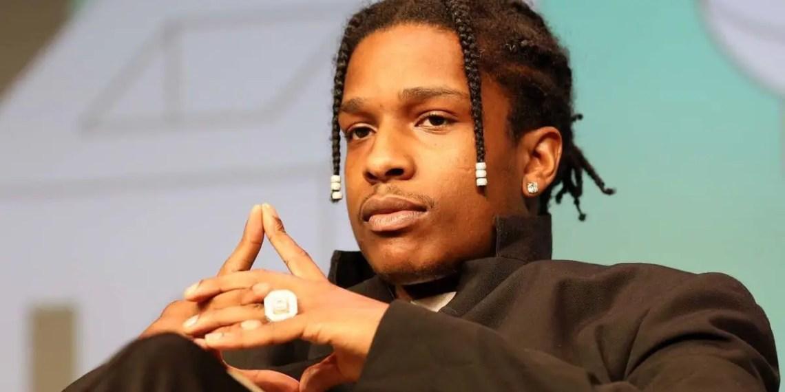 A$AP Rocky retenu en Suède pour agression !