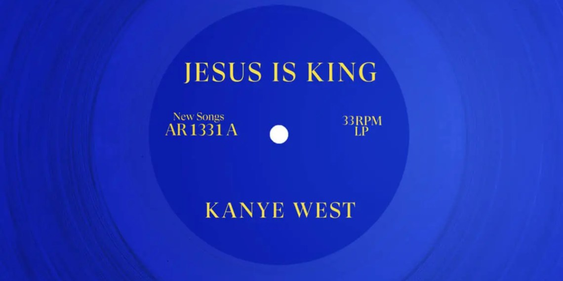 ''Jesus is King'' de Kanye West est enfin là !