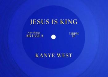 ''Jesus is King'' de Kanye West est enfin là !
