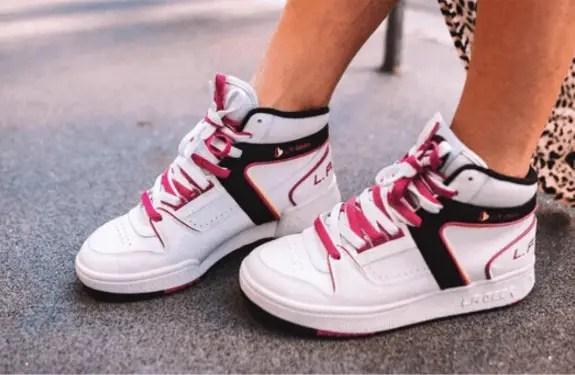 L.A Gear sneakers édition 2020