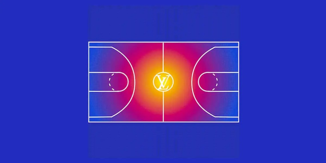 Virgil Abloh annonce une collaboration entre Louis Vuitton et la NBA