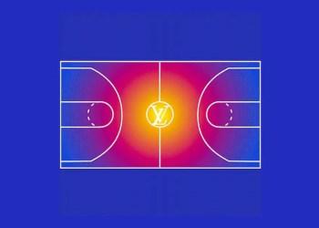 Virgil Abloh annonce une collaboration entre Louis Vuitton et la NBA