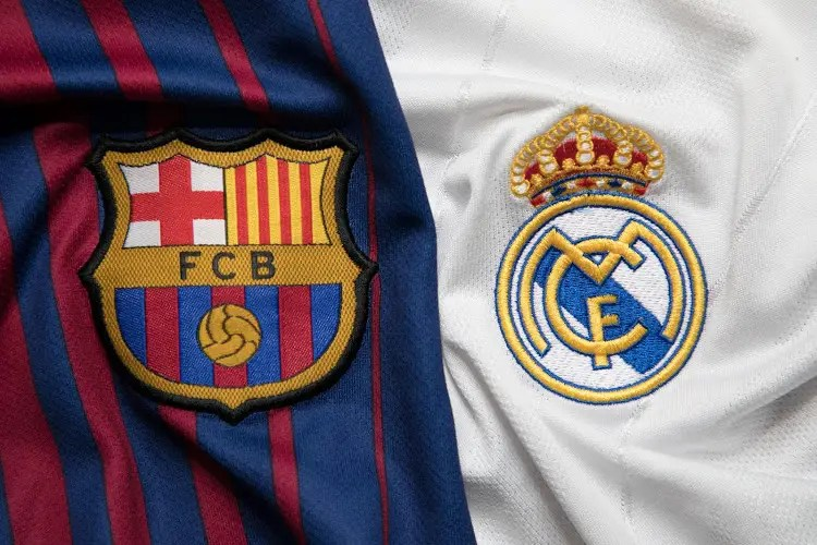 Où regarder Real Madrid - FC Barcelona en Live streaming
