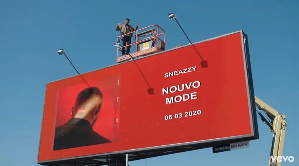 """Sneazzy envoie tous les détails concernant son prochain album """"NOUVO MODE"""""""