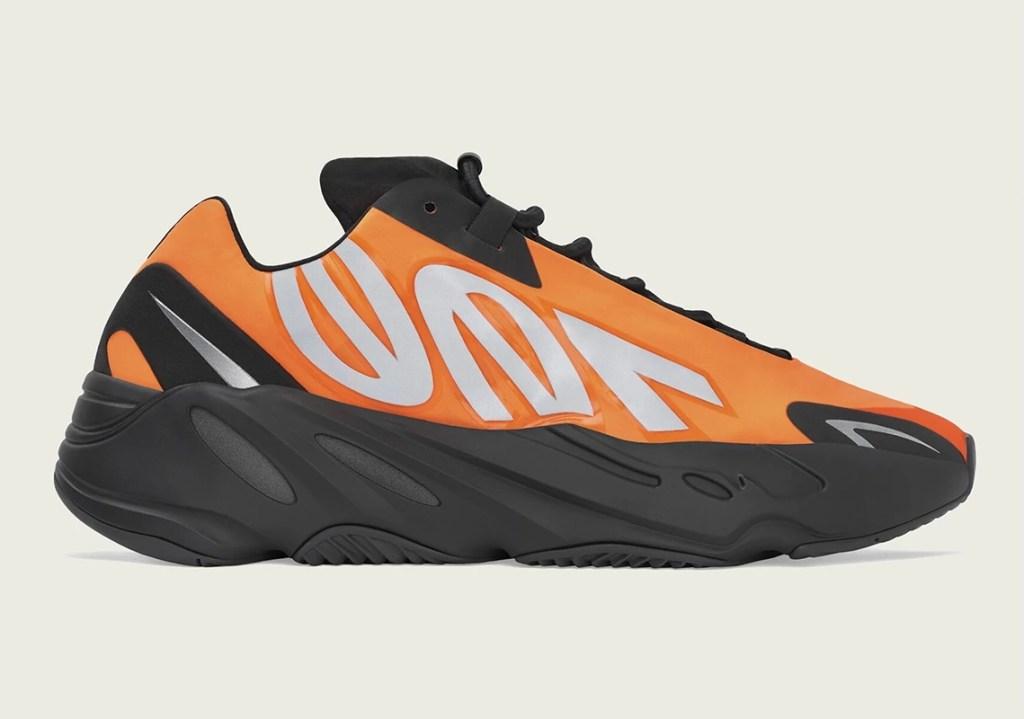 L'adidas Yeezy Boost 700 MNVN Orange arrive cette semaine !