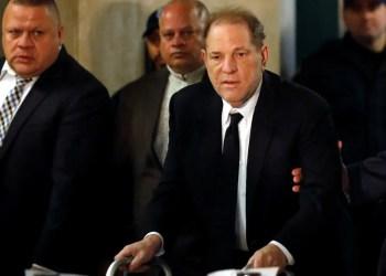 Harvey Weinstein a été testé positif au coronavirus