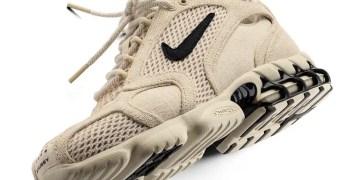 Nike et Stüssy vont collaborer sur la Nike Air Zoom Spiridion