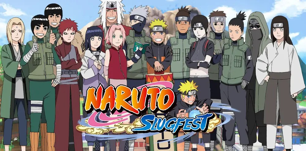Naruto Slugfest : Date de sortie et tous les détails connus à ce jour