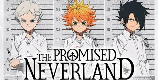 The Promised Neverland est désormais disponible sur la plateforme ADN