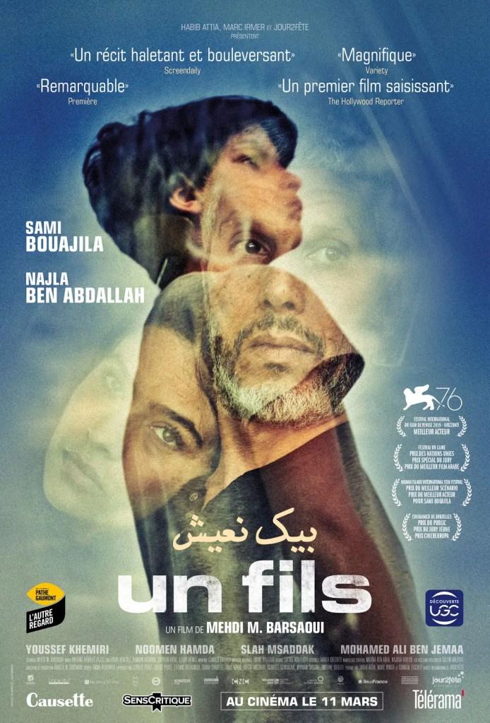 """Découvrez """"Un fils"""" avec Sami Bouajila au cinéma le 11 mars"""