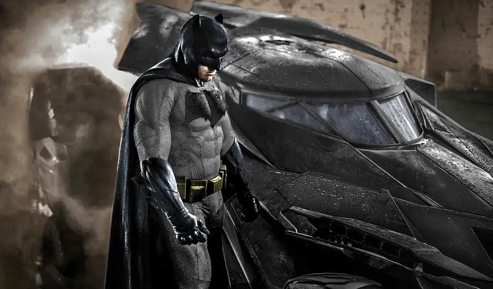 """La nouvelle Batmobile du film """"The Batman"""" est dévoilée par Matt Reeves"""