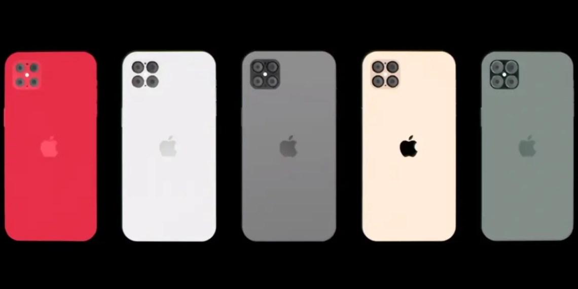 L'iPhone 12 Pro Max d'Apple sera doté d'un appareil plus grand et d'un système de stabilisation