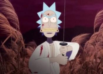 « Samurai & Shogun» Le court métrage où Rick et Morty sont transportés au Japon féodal
